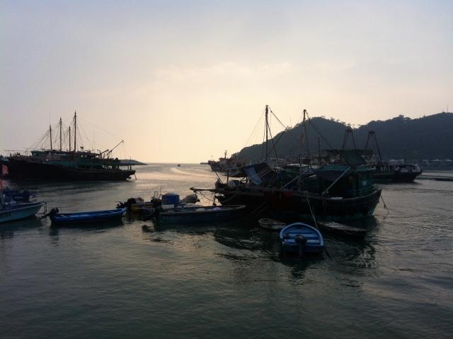Hong Kong Seaside