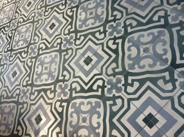 Hong Kong Tiles