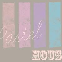 Hong Kong Pastel Houses