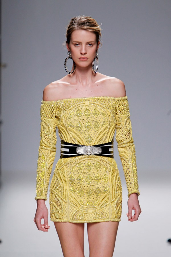 Spring-Fashion-2013-Trend-Off-The-Shoulder-Balmain-600x900